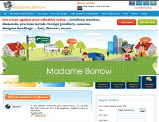 Madame Borrow